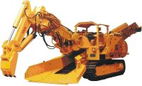 Electric Crawler Excavator