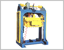Stand Type Concrete Block Machine