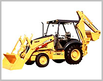 Towable Backhoes
